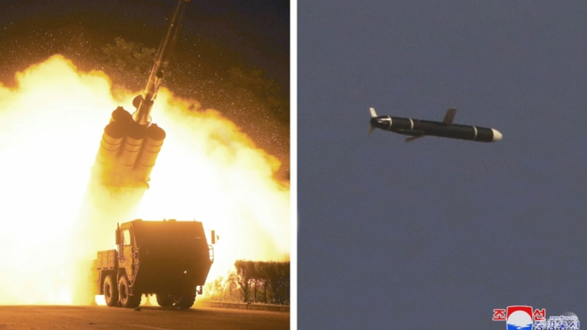 North Korea fires 'unidentified projectile': South's military
