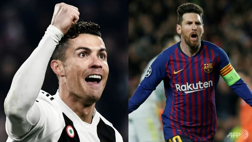 Ronaldo, Messi still dominate Champions League despite strong showing by English clubs