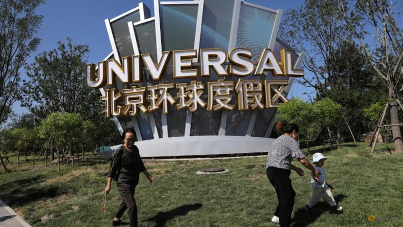 Universal Studios' Beijing resort opens to public after 20-year wait amid uneasy US-China ties