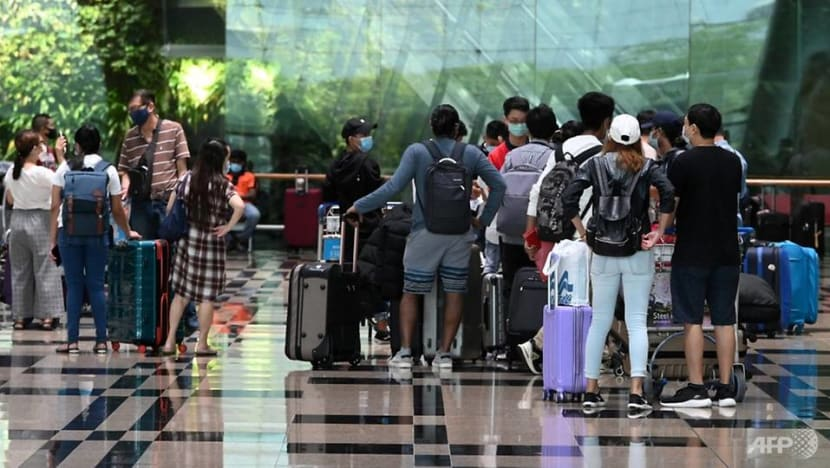 Singapore reports 14 new COVID-19 infections, including 2 community cases who work at Changi Airport