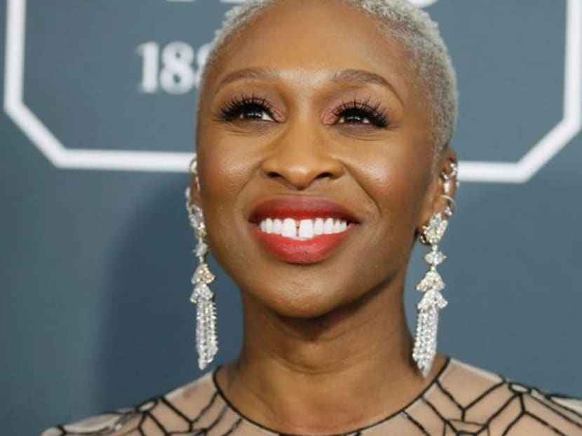 Cynthia Erivo turns into 'Queen of Soul' Aretha Franklin for new show