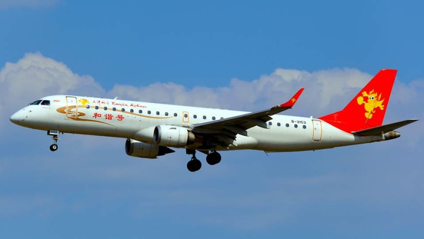 Elderly passenger throws coins into jet engine for luck, grounds flight at Inner Mongolian airport