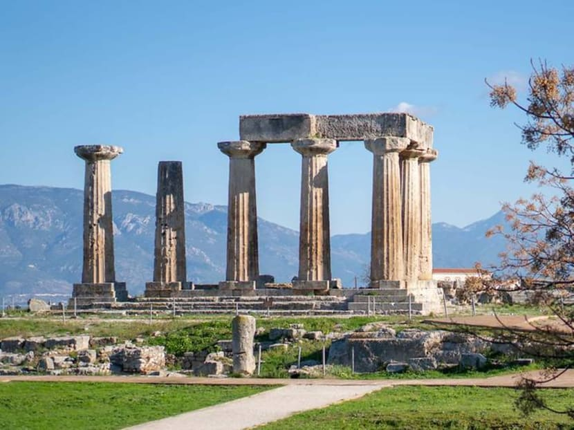 A road trip through time: Fascinating central Greece on less than €350