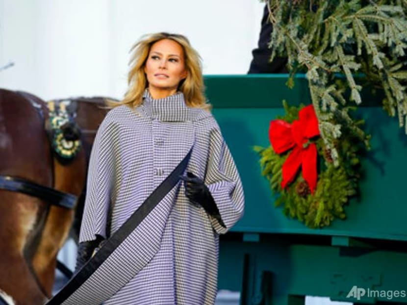 What was Melania Trump's fashion legacy after four years?