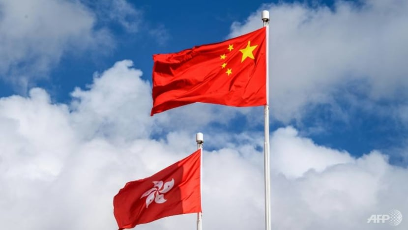 Hong Kong will suspend some legal cooperation with US, China says