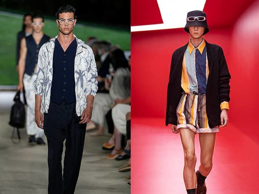 Post-pandemic joy: Men's summer fashion for 2022 is a breath of fresh air