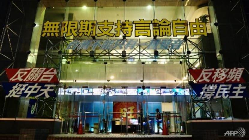 Taiwan TV station in media freedom row gets Internet boost