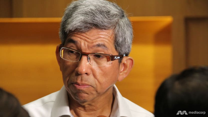 Yaacob Ibrahim apologises for Facebook post remark on foreign workers gathering near Kallang MRT: Report