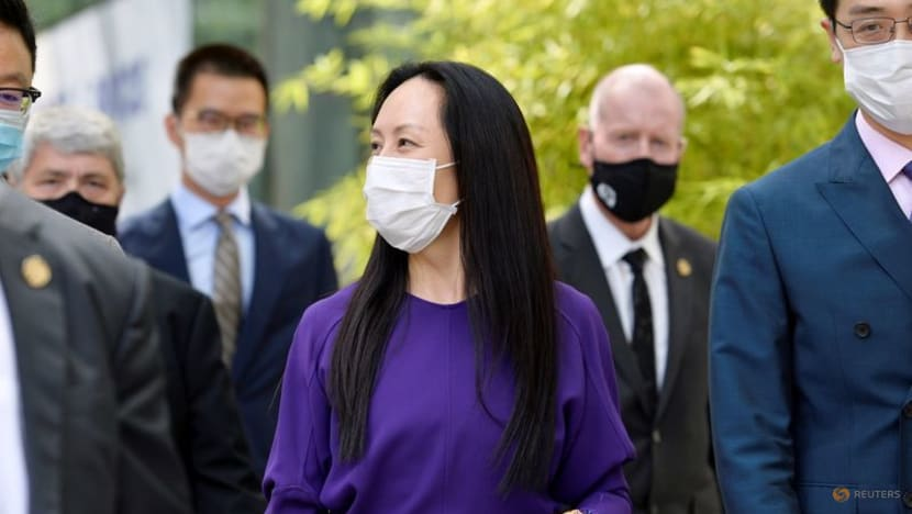 Huawei CFO's US extradition hearings in Canada end, date for ruling coming Oct. 21