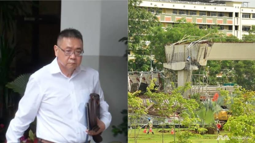 Accredited checker jailed over PIE viaduct collapse which left 1 dead, 10 injured