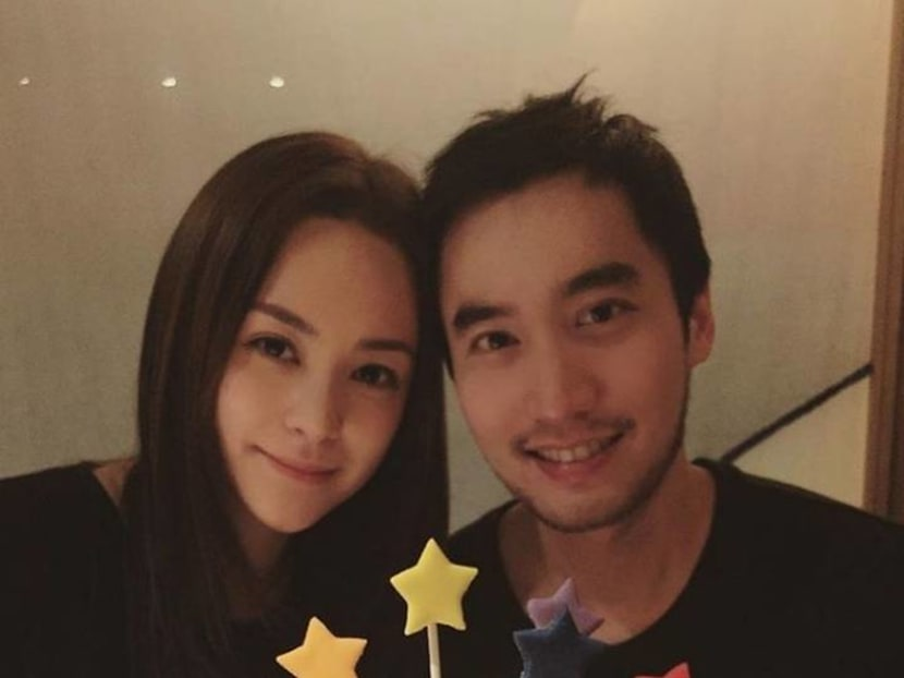 Gillian Chung separates from husband after less than two years of marriage