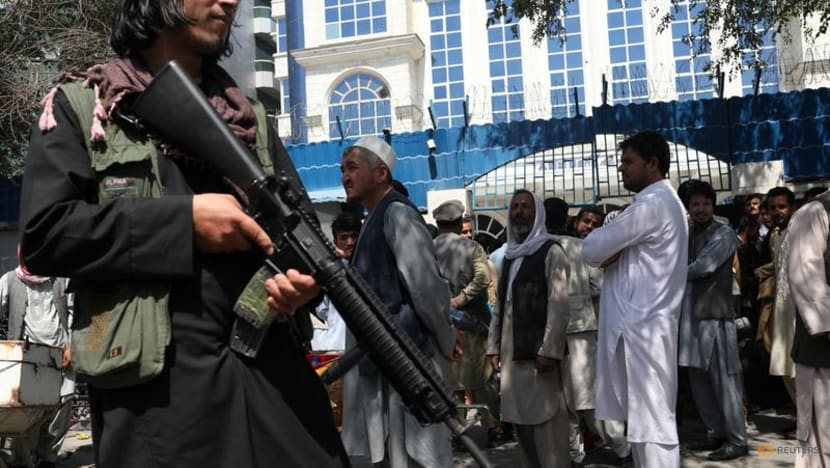 Commentary: Could Afghanistan plunge into civil war?