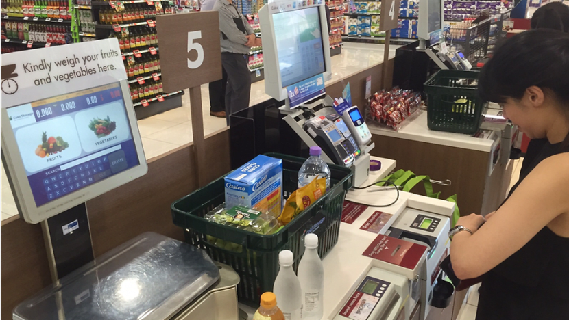 Commentary: Watch yourself? The self-surveillance system to keep supermarket shoppers honest
