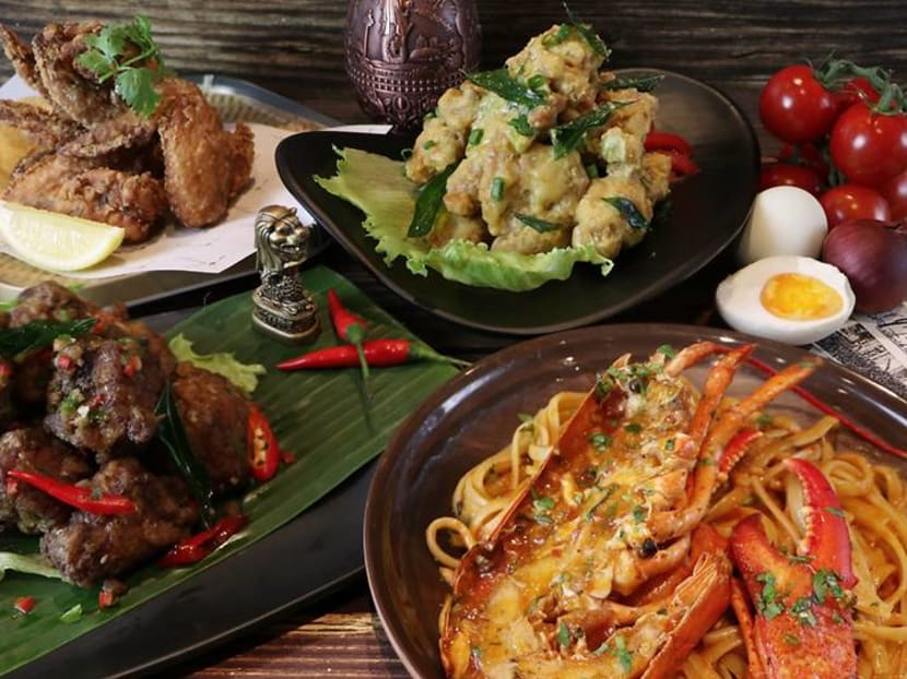 Your favourite local food now comes with a vantage point on Orchard Road
