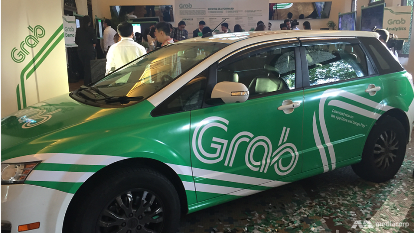 Grab to increase fares by S$1 to improve earnings for drivers in Singapore