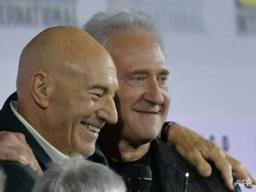 Patrick Stewart to appear in new Star Trek: Picard along with series favourites