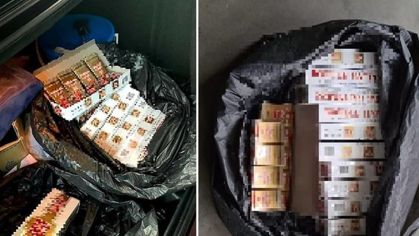 5 arrested for buying duty-unpaid cigarettes from online sellers