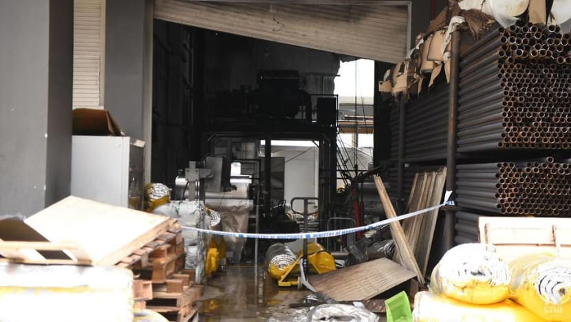 Tuas explosion: 3 workers die from injuries, 5 in critical condition
