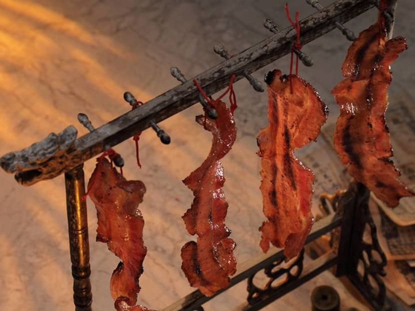 Gourmet, bacon and 'healthy' bak kwa options – without the long queue