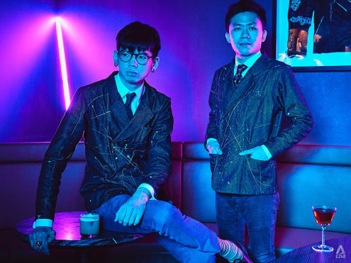 Meet the founders of Singapore's newest nightlife venue in Amoy Street
