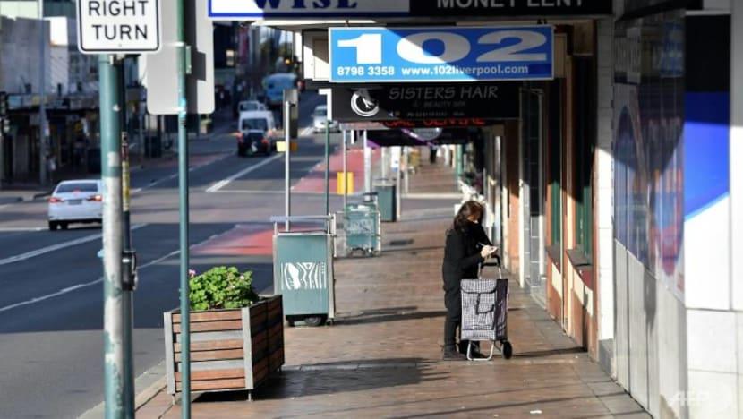 Sydney tightens lockdown as Australia's COVID-19 cases rise