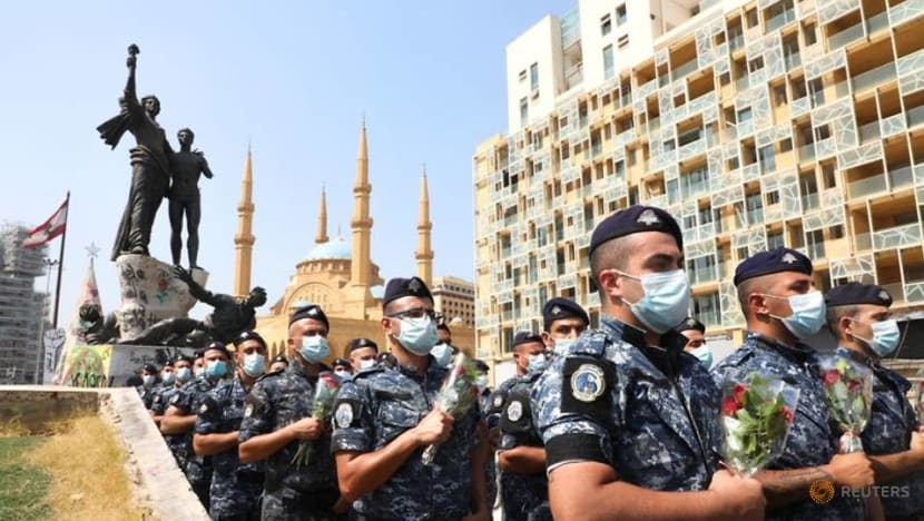 Beirut marks year since port blast with demands for justice