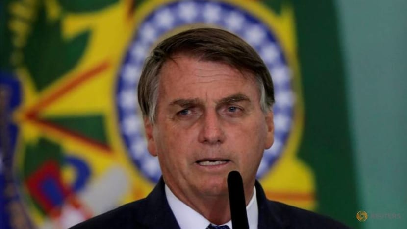 Brazil's Bolsonaro cancels events with no timeline for leaving hospital