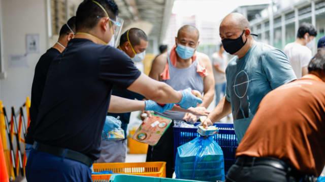 人力部:惹兰都康宿舍大多数客工未接种疫苗