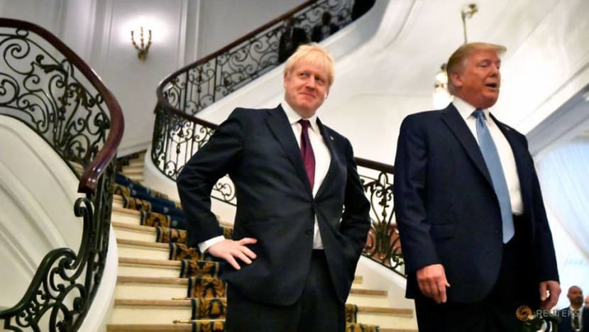 Trump praises 'great' Johnson after controversial parliament suspension move