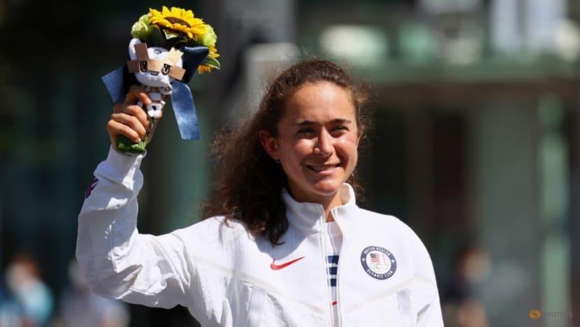 Athletics: Marathon newcomer Seidel battles elite to win bronze