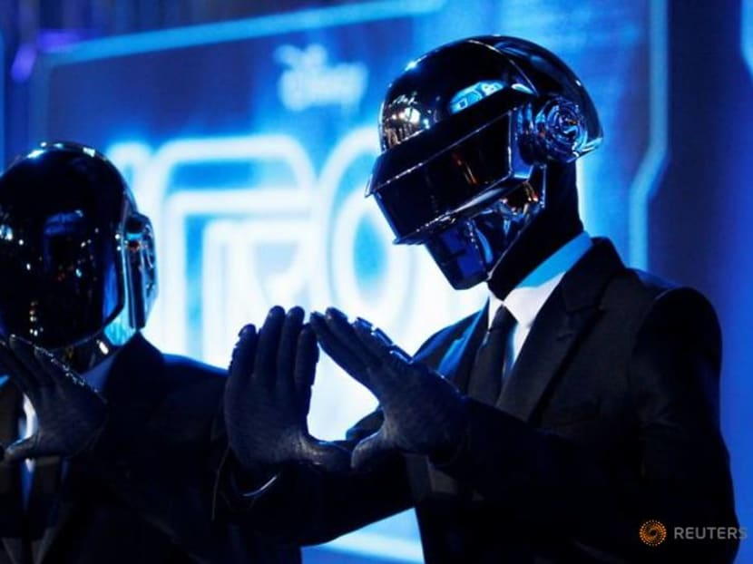 Not one more time: Dance music duo Daft Punk split up after 28 years