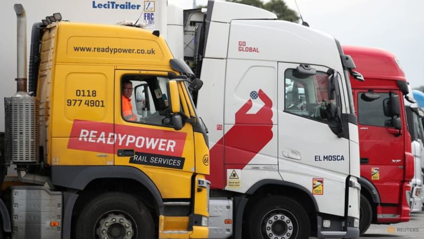 UK warned visa plan to fix truck driver shortage will not solve crunch