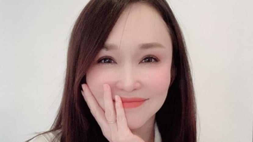 Fann Wong alerts fans not to fall for scammer who's impersonating her online