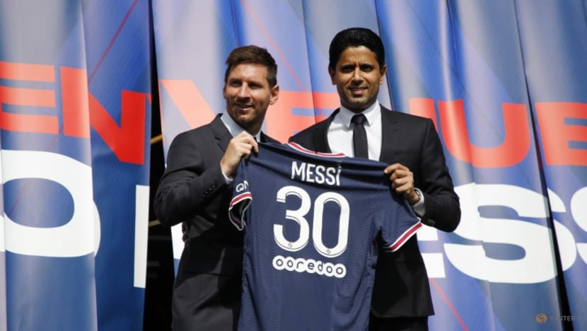 Football: Messi's Paris St-Germain package includes crypto fan tokens