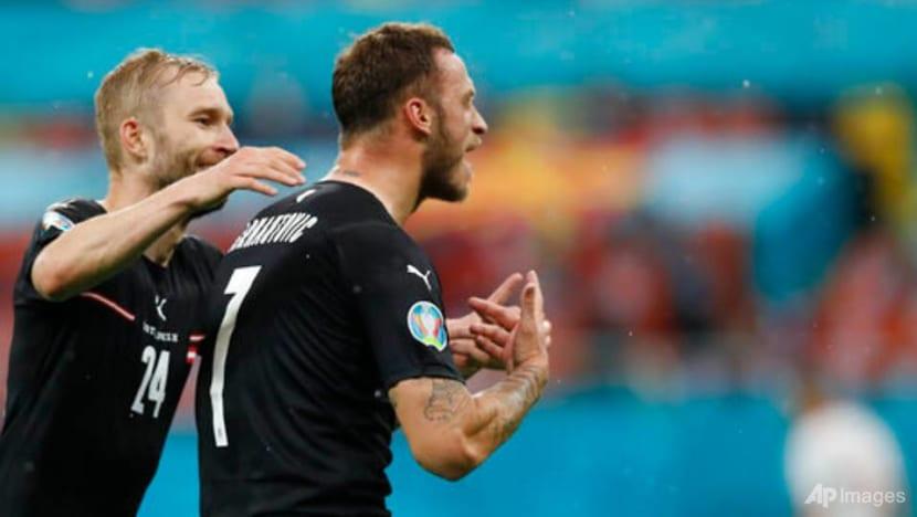 Football: Arnautovic apologises to North Macedonia for angry goal celebration