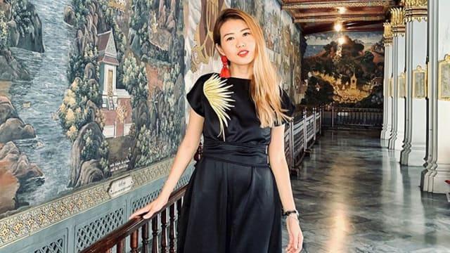 郑可为赴曼谷演唱遇爆炸事件 发文报平安