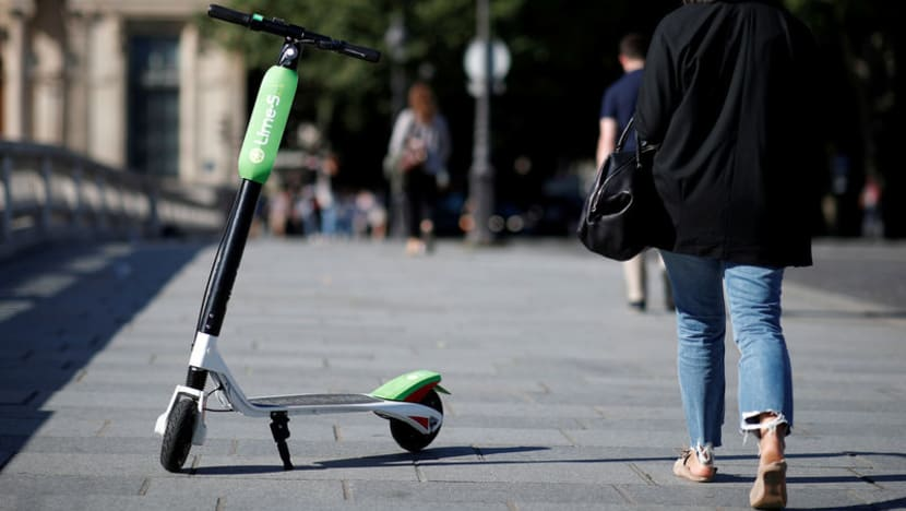 Lime turns first profit, launches new e-scooter as mobility wars hot up