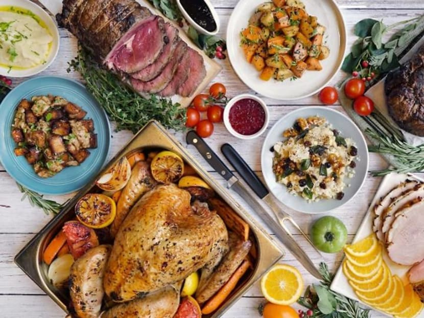 Release the Turducken – delicious festive goodies to order for your Christmas party