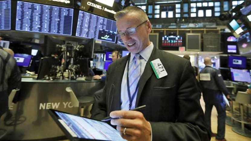 Dow, S&P 500 end higher in volatile session after rout