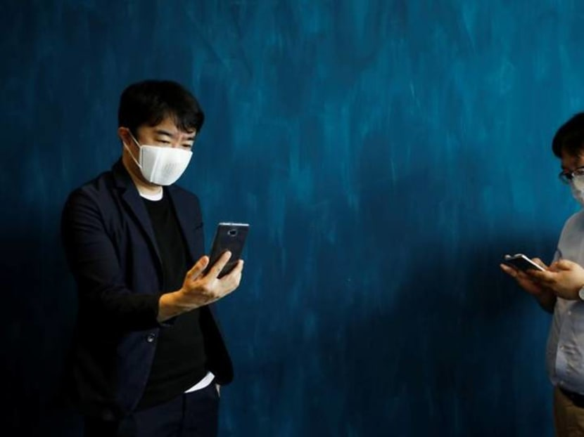"""Japanese startup creates """"connected"""" face mask for coronavirus new normal"""