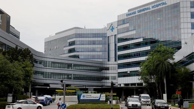 樟宜综合医院二度出现冠病感染群