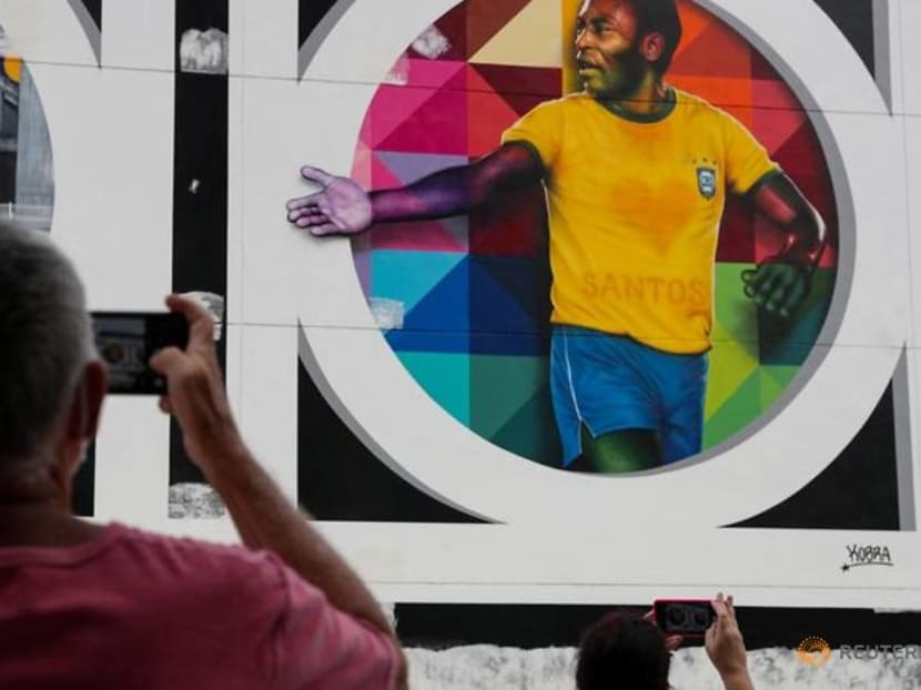 Trailblazer Pele adds new chapter to golden age of sports film