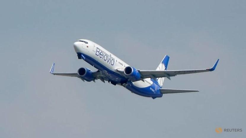 EU to blacklist Belarus airline ahead of economic sanctions, diplomats say
