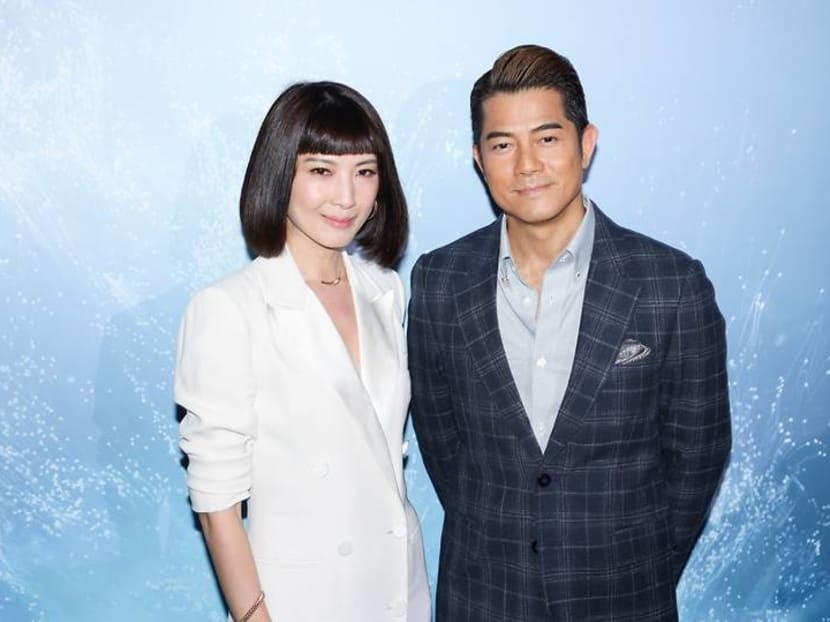 Aaron Kwok in Singapore: How does the man still look this good at 53?