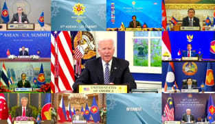 US President Biden vows to stand with Asia on freedom, hits out at China on Taiwan