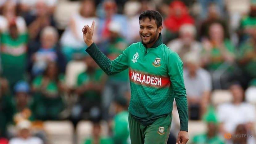 Cricket: Brilliant Shakib leads Bangladesh to series win in Zimbabwe