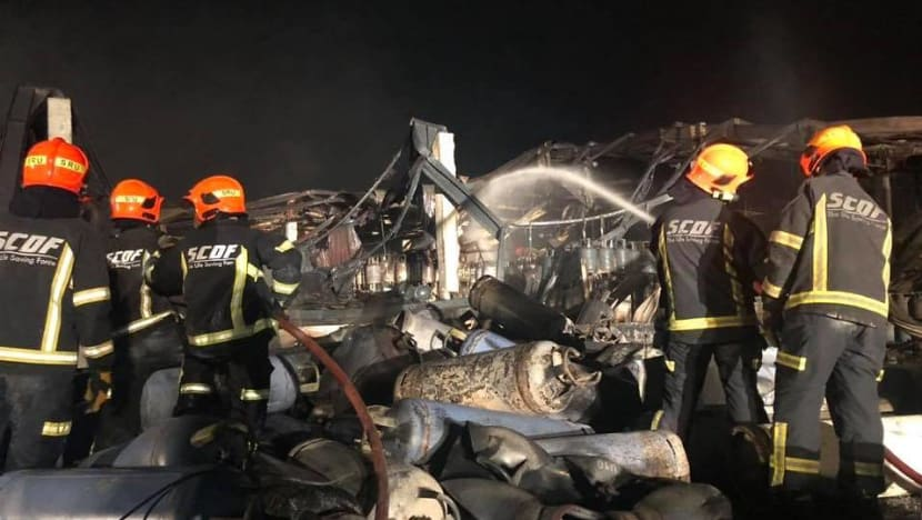 Jalan Buroh fire: Union Gas monitoring impact of disruption to LPG supply
