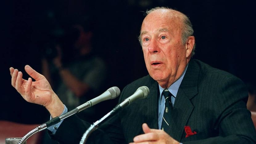 George Shultz, US secretary of state who helped usher out Cold War, dies