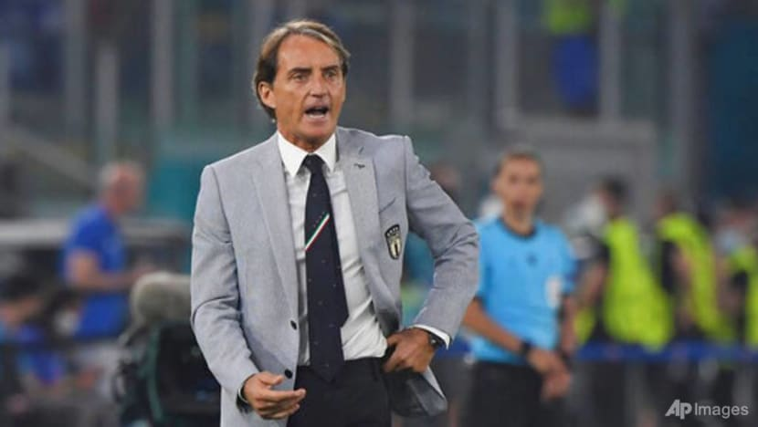 Football: Mancini confident there is more to come from Italy after strong start