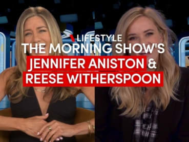 Jennifer Aniston and Reese Witherspoon: What's their friendship like? | CNA Lifestyle